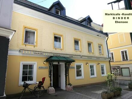Wohnhaus mit Cafe-Konditorei - NEUER PREIS