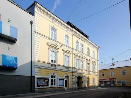 Hübsche, renovierte Wohnung mit Lift im Zentrum