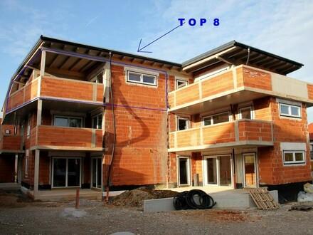 Blick von der Terrasse - Top 8