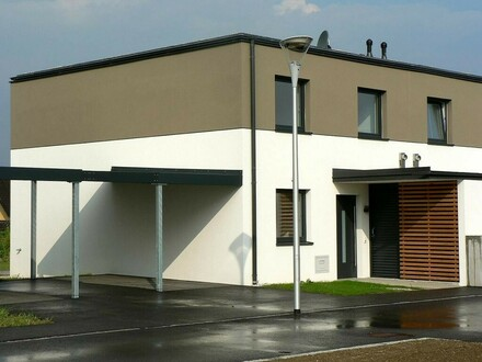 Doppelhaushälfte in der Lerchenstraße