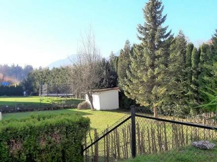 Sehr schöne, moderne, neuwertige, sonnige 3 Zi.-Gartenwohnung (BJ 2017) in Wals bei Salzburg.