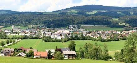 Thalgau- Baugrund in sonniger TOP LAGE ca. 922m², GRZ 0,25
