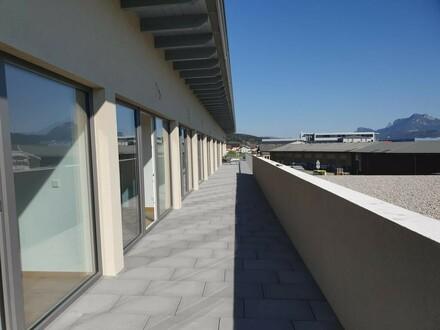 Thalgau 1. Bezug 2 Zi.- Neubauwohnung Wfl. ca. 39m², Terrasse u.v.m.,