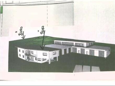 Thalgau 1. Bezug Neubau Büro mit einer Fläche von ca. 110m2