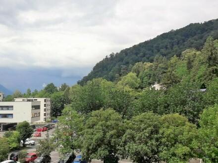 Salzburg/Parsch, gemühtliche, sonnige Garc. mit großer Loggia- teilmöbliert...