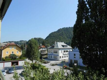 2-Zimmer Wohnung in Salzburg-Parsch, ca. 55m² sonnige Wohnfläche mit Loggia