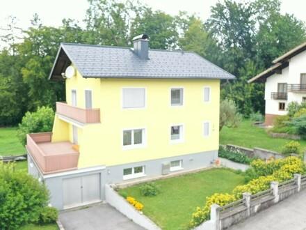TOP IMMOBILIE! TOP LAGE Zweifamilien-Haus in Elixhausen bei Salzburg