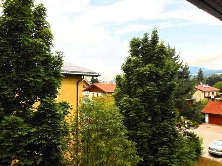 MIETE REDUZIERT 30.04.18-Obertrum am See 3 Zi.-Wohnung mit Sonnenbalkon in ruhiger, zentraler Lage.