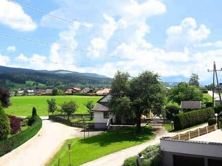 NEUER PREIS Thalgau, moderne, hübsche 3 Zi.- Wohnung Wfl.ca. 65m² + Garten ca.70m², Doppelcarport, gr. Kellerabteil