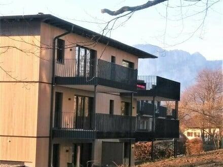 MONDSEE Zentrum 1. Bezug sehr schöne 2 Zi.-Wohnung mit großem Sonnenbalkon in bevorzugter Wohnlage