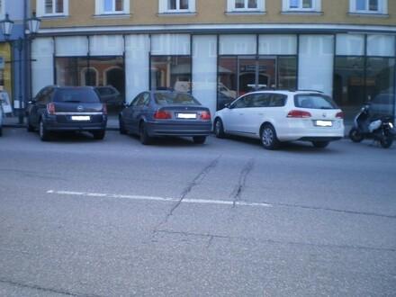 Grosses Geschäftslokal im Zentrum Mattighofen
