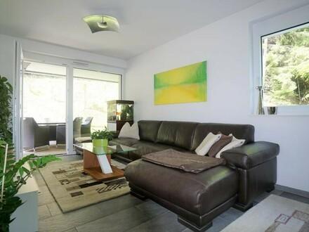 Exklusive Maisonette-Wohnung mit großzügigem Garten | 2 TG-Stellplätze
