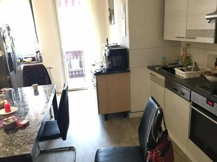 4-Zimmer Wohnung mit Garage und Garten