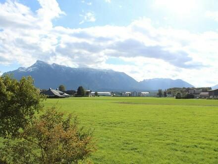 Panoramablick in Maxglan
