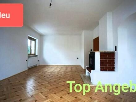 Sehr gut geschnittene, ruhige 3.5 Zimmer Wohnung mit Balkon, eigenem Gartenanteil, Garage und großem Dachboden