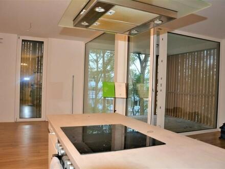Liefering: Ruhige 3-Zimmer Designerwohnung