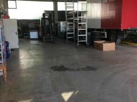 PKW/LKW - Werkstatt mit 3 Rolltoren und Büro