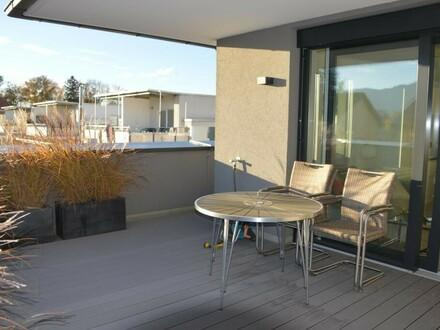 Traumhafte 2-3 Zimmer - Penthousewohnung mit großer Terrasse - SBG