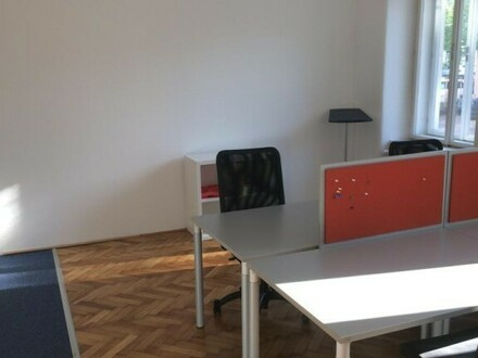 All-Inclusive Büro in Schallmoos, eventuell auch teilbar