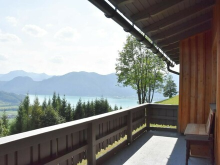 Idyllisches Land-/ Ferienhaus mit Seeblick