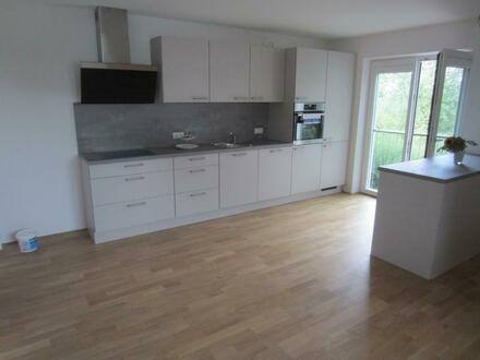 Erstbezug nach Renovierung: wunderschöne 3 Zi.-Wohnung mit Terrasse