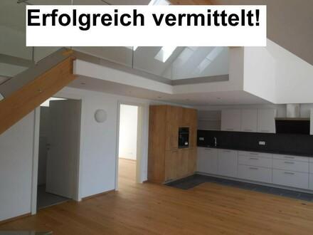 Exklusive Dachterrasse Wohnung mit Galerie