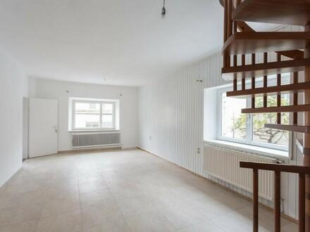 Sonnige 2 Zimmmer-Maisonettewohnung mit Terrasse