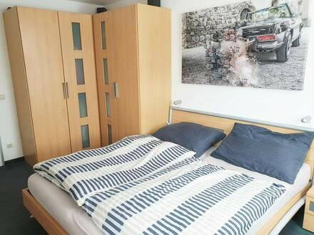 EXQUISIT möblierte 2-Raum-BALKON-Wohnung in BISCHOFSHOFEN im Pongau