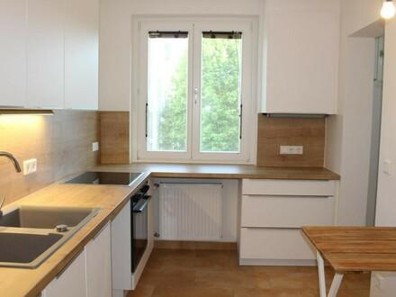 Erstbezug nach Renovierung - Helle 4 Zimmer Wohnung