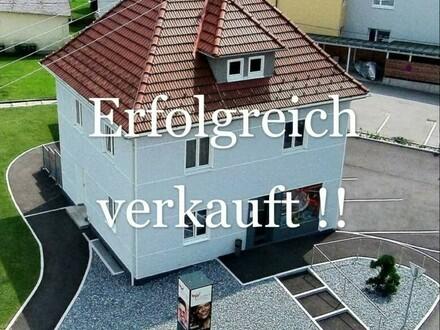 Wohn und Geschäftshaus im Ortskern zu verkaufen !