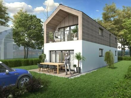 Baugrund inkl. Bauplan vom Architekten für Top-Einfamilienhaus