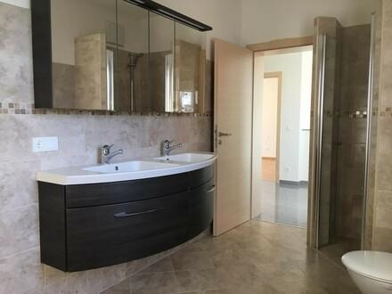 Badezimmer Doppelwaschbecken OG