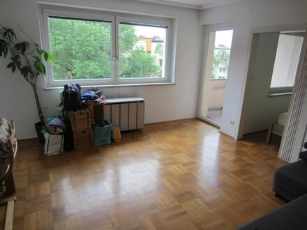 54m² - günstige 2-Zi-Whg. am FROSCHBERG, Grünblick