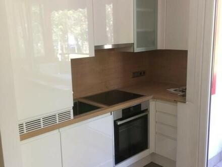 Neu renovierte 2-Zimmer-Wohnung, zentral gelegen, Innenstadtnähe