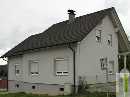 Einfamilienhaus in der Gemeinde Kohfidisch mit viel Wohnraum!