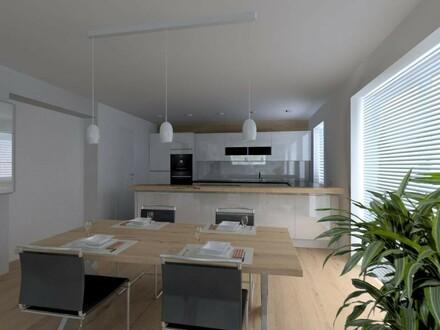 3-Zimmer Garten-Wohnung mit sonniger Terrasse