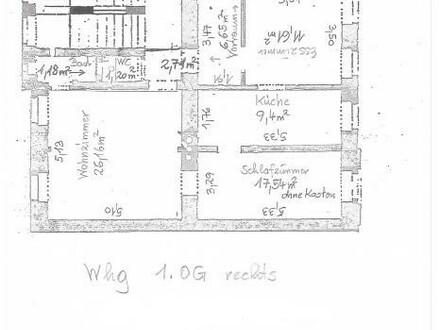 Plan Bismarkstarsse 12 100m²