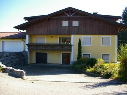 Mehrfamilienhaus in ländlicher Lage, sehr guter Zustand, 2 Wohneinheiten