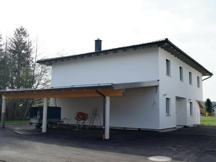Doppelhaushälfte Neubau