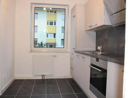 Komplett renovierte 2 Zimmer Wohnung mit Balkon