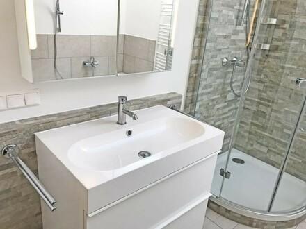 Waschbecken saniert