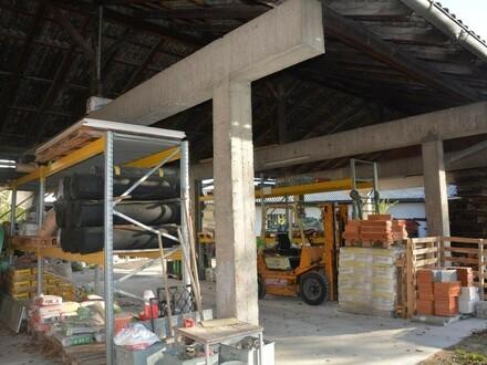 Stadt Salzburg: Bauhof mit Lager