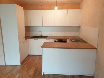 Erstbezug: exklusive 3 Zi-Wohnung mit Terrasse