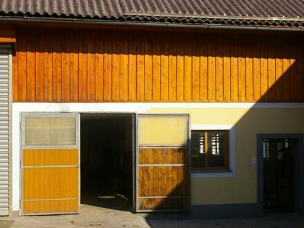 Unbeheizter Lagerraum für Autoschrauber, als Wohnmobil- oder Wohnwagengarage, oder mehr