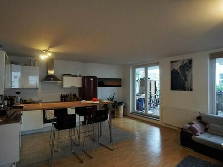 Perfekt geschnittene 3 Zimmerwohnung mit XL Terrasse