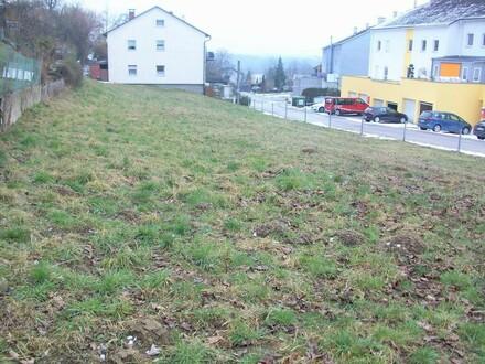 Mauthausen,sonniges Grundstück in ruhiger Lage!