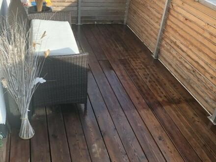 3-Zimmer Mietwohnung mit Balkon im 1.OG