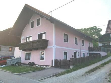 Ein- bzw. Zweifamilienhaus