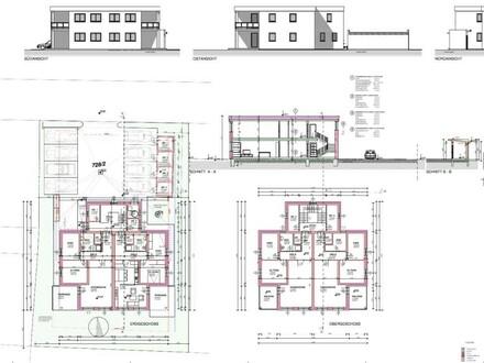 Neubauwohnung in Neukirchen an der Enknach- OG