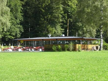 Restaurant/Café direkt am See